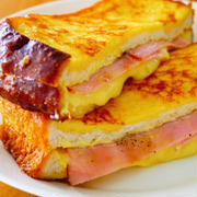 モンティクリスト♪ネットで話題の朝ごはん簡単レシピ