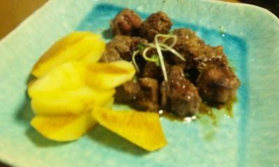 付け合せにピッタリの<カレー風味ポテト>夏に嬉しい 時短レシピ(キッチン ラボ)