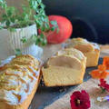 今日のおもてなしスィーツはリンゴのバウンドケーキ・・今日の富士山雪が少ない!! by pentaさん