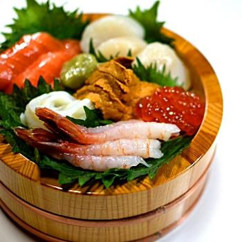 ⭐️海鮮丼