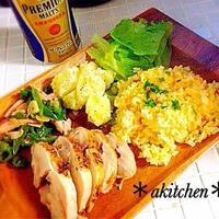 【簡単ほったらかし料理】ヤバイ!止まらなーい!炊飯器で鳥もも肉のコンフィ♪おもてなしにも♪