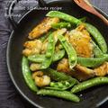 お肌プルルン♪白だしと材料3つで作る手羽と春野菜の簡単炒め煮