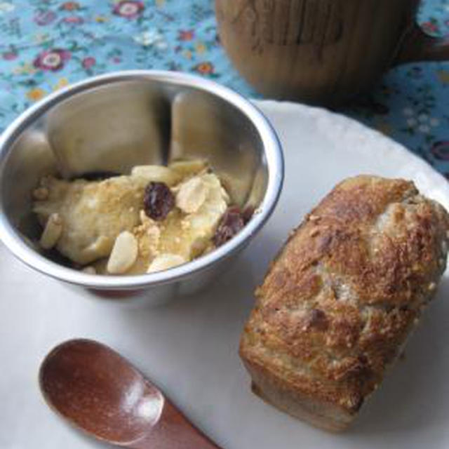 こねいらず♪こだま酵母でお粥パン・こどもおやつ。