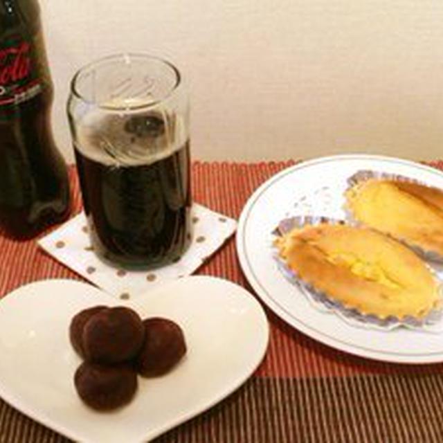 コカ・コーラゼロと子供達と一緒に野菜スイーツ作り♪
