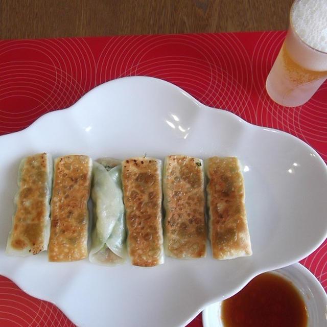 龍門風★野菜餃子