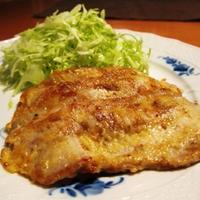 GABANミックススパイスレシピ-豚のスパイシーピカタ