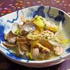 白菜のアサリスープ煮