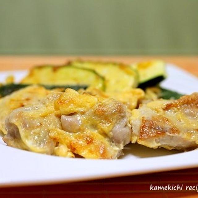 「チキンとズッキーニのピカタ」&「奈良で見つけた美味しいお蕎麦屋さん」&コメントの空返事です