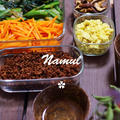 ビタミン・ミネラルたっぷり!キレイになるナムル☆マクロビ・グルテンフリーレシピ