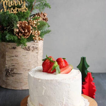 クリスマスケーキ♪