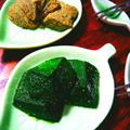 低糖質&低脂質!レンジで簡単!抹茶わらびもち