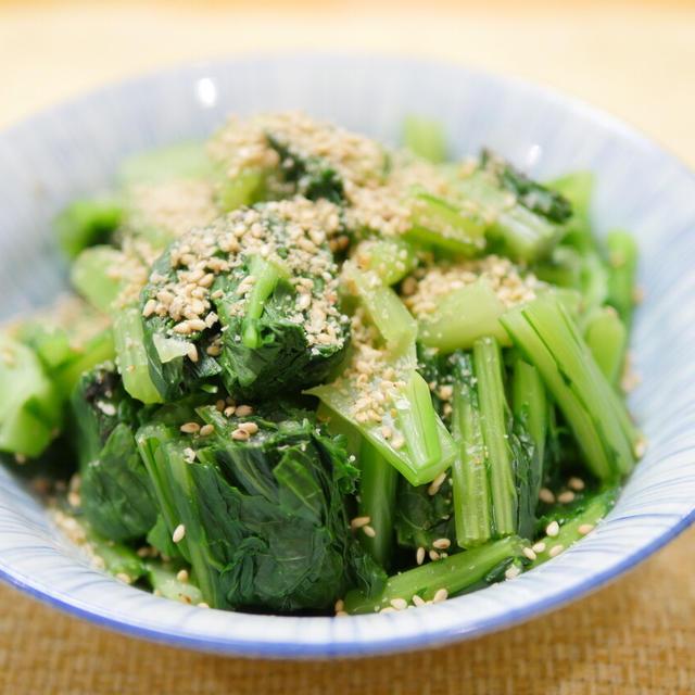 【レシピ】カブは根もいいけど葉が美味しい。北海道の美味しすぎるカブの葉のお浸し。