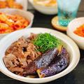 白飯必須!ご飯にベストマッチな、牛肉と茄子のおかずレシピ 〜達成するも統一感のない献立…〜