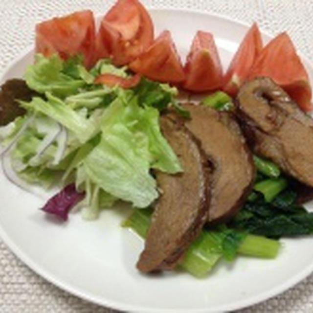 (レシピ)ママの紅茶豚大好き♪