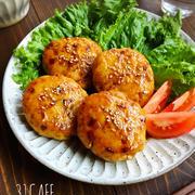 ♡水切り不要de超簡単♡お豆腐つくねの甘酢照り焼き♡【#鶏ひき肉#時短#節約#ヘルシー】