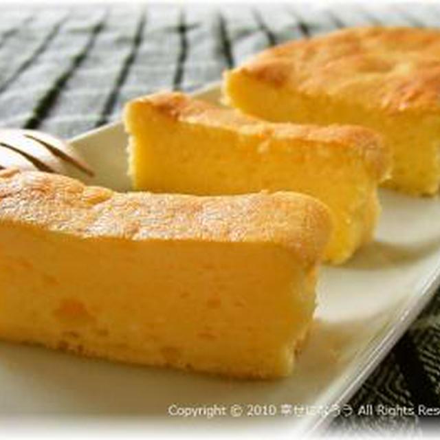 チーズ嫌いが作るチーズケーキ