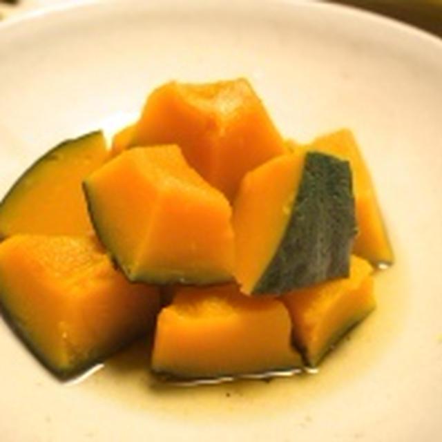 きれいに仕上がる!おすすめ!かぼちゃの煮物 & リメイクコロッケ