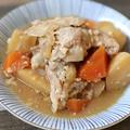【簡単レシピ】ほっこり♪甘酒で作るコクウマ肉じゃが※ダイソーで買った便利商品♪