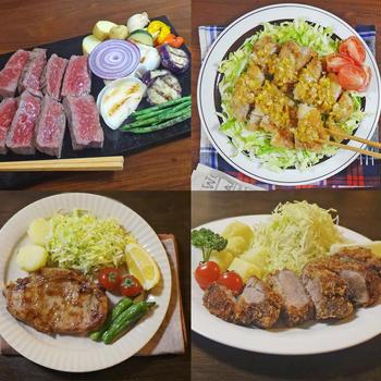 気温の変動が激しい時期におすすめ!免疫力アップのガッツリ肉レシピ4選