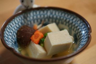 高野豆腐の煮物☆