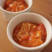 トマトとえのきのとろあま炒め。 砂糖不使用、タカラ本みりんで子供も喜ぶお野菜おかず【レシピ】
