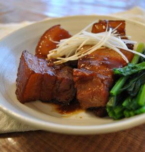 レシピあり*中華風豚の角煮 トンポーロー