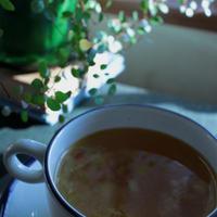 玉ねぎとにんにくのスープ