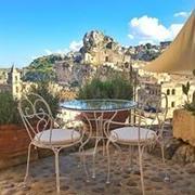 イタリアの美味しいレストラン イタリア バジリカータ州 マテーラ県  Regia Corte - Restaurant & Lounge Terrace