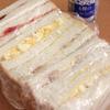 4種のペッパー卵サンド