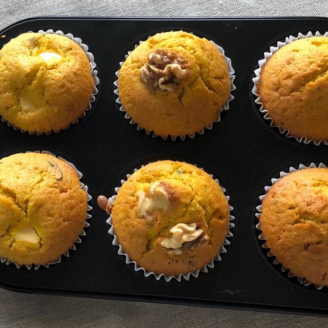 【無料動画レッスン】かぼちゃのカップケーキ