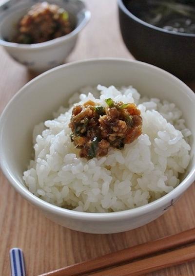 にしん味噌