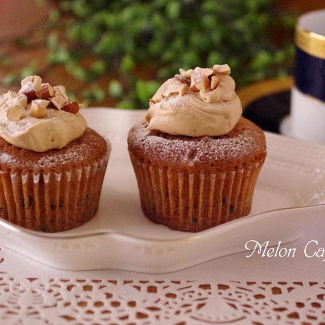 【レシピ】ホットケーキミックスで簡単カフェモカ味の珈琲カップケーキ&くらしのアンテナ掲載の御礼&おまけの日記