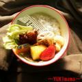 醤油麹プルーン漬けポークソテー~いちばんのお弁当~とちょっとご挨拶^^ by YUKImamaさん