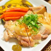 簡単!シンプル!めっちゃ美味しい鶏もも肉のグリルと晩ごはん2日分
