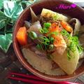 ♡定番*我が家の基本の豚汁♡ by Mariさん