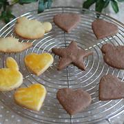 サクサク!手作り型抜きクッキー♪