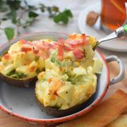 ホワイトソースは不要♪卵でコクうま「タルタルグラタン」5選