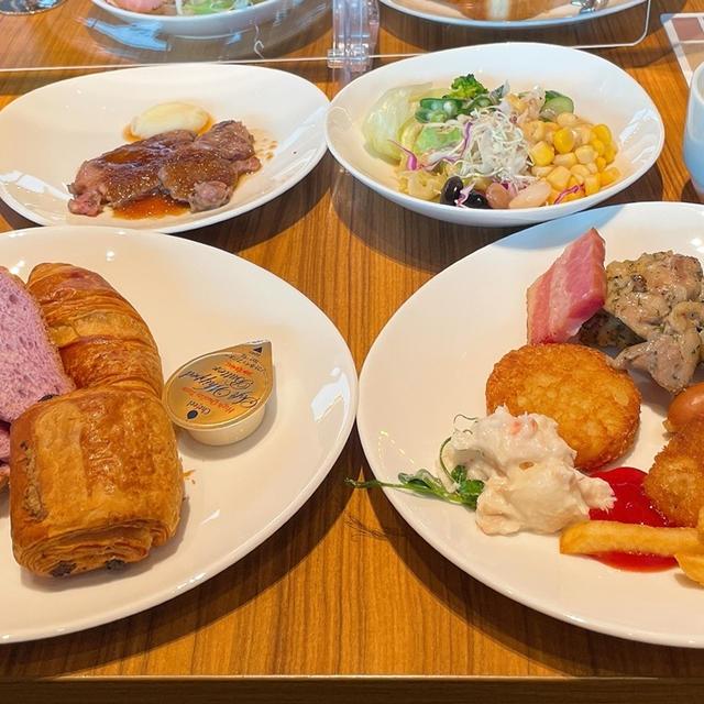 「大阪」リーベルホテル朝食ビュッフェ