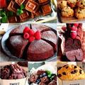 ♡ホットケーキミックスで作る♡バレンタインレシピ集♡【#簡単#チョコ#お菓子】