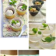 【まとめ】夏のひんやりデザート 10recipes♪ とMAKE A WISH!!!
