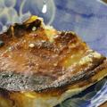 魚の塩麹(柚子胡椒風味)焼き。