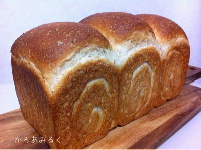 湯種山食★自家製酵母(レシピ)
