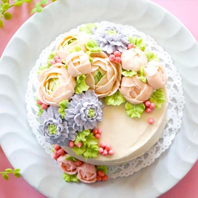 さくらんぼあまりに可愛くて衝動的に作りたくなったケーキ。たらりんチョコドリップもし...
