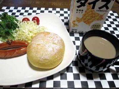 丸ごと大豆飲料「スゴイダイズ」 & 豆乳レシピの数々