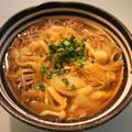 ☆スパイシーカレー蕎麦☆ by JUNOさん