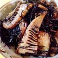 たけのことあらめの煮物。 by Misuzuさん