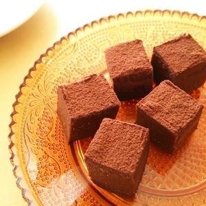 バレンタイン目前!簡単に作れる生チョコバリエレシピ7選