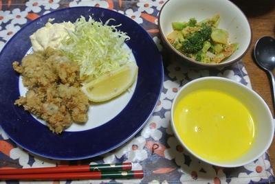 牡蛎フライの季節♪