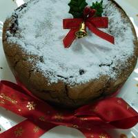 覚えやすい分量で・・・簡単ガトーショコラ☆と早めのクリスマスプレゼント^0^
