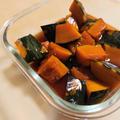 【定番の煮物】かぼちゃの煮つけ